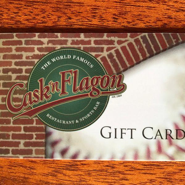 Cask 'n Flagon - Gift Card