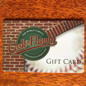 Cask 'n Flagon - Gift Card